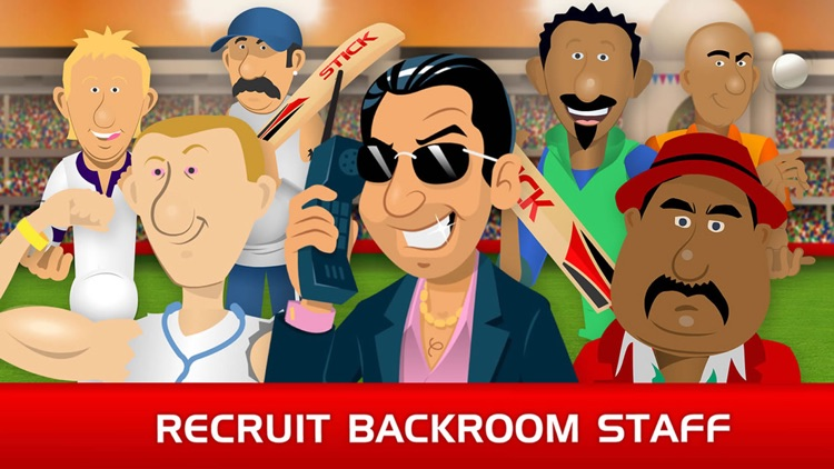 Stick Cricket Premier League screenshot-4