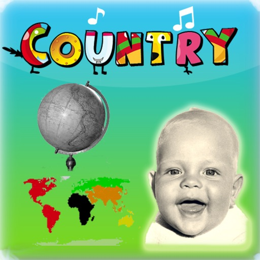 Kids Country Quiz