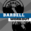 Barbell workout training hiit