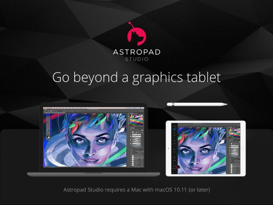 Astropad Studio Screenshots