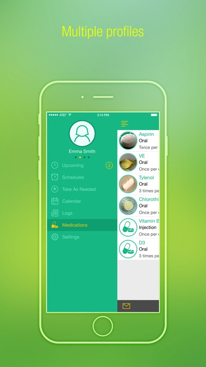 Pill Alert Pro screenshot-4