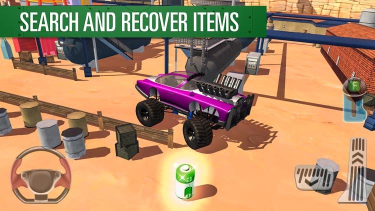Parker's Driving Challenge screenshot-3