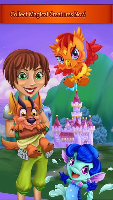 Tiny Castle Screenshot on iOS