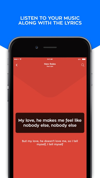 Lyrics Mania screenshot-0