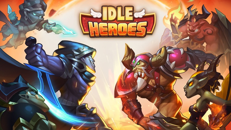 Idle Heroes - Idle Games screenshot-0