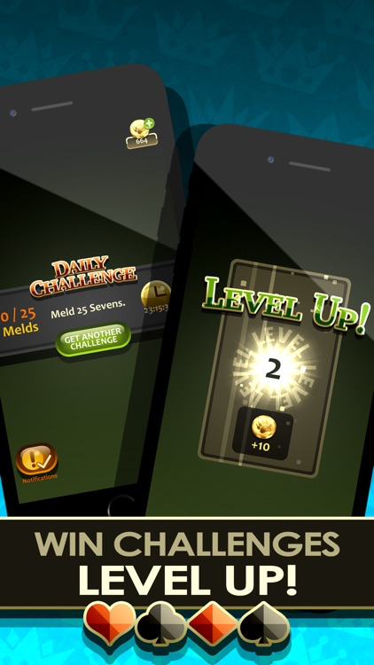 Gin Rummy Royale! screenshot-2