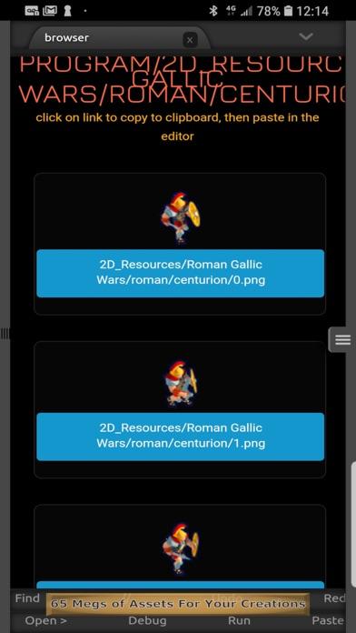 Sprite Basic Game Programming screenshot 4