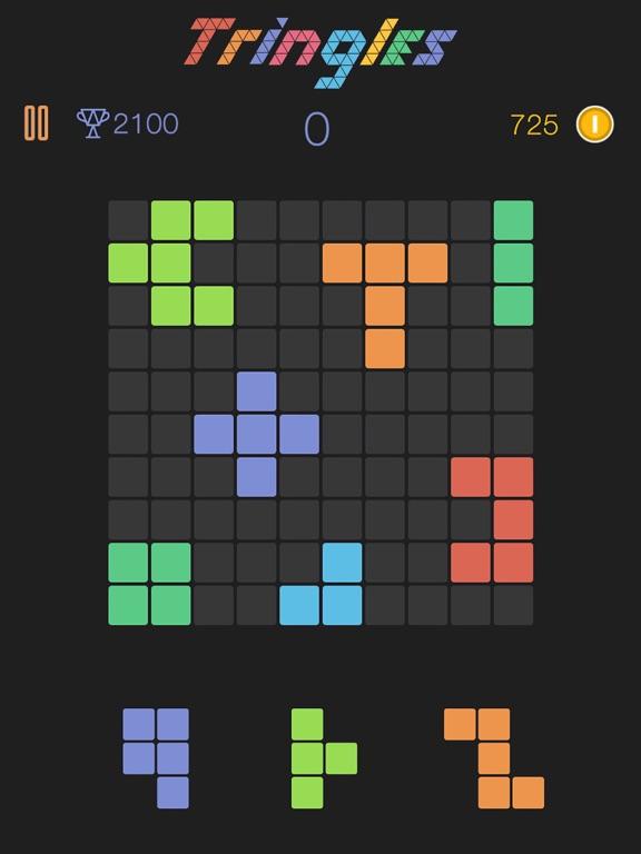 Скачать игру Треугольнички Tringles