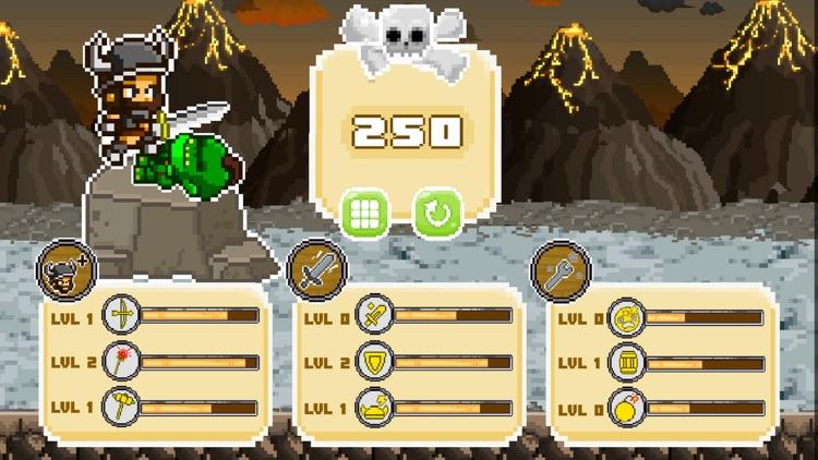 Mini Fighters : Quest & battle screenshot-3