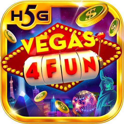 Vegas 4 Fun: Machine à Sous