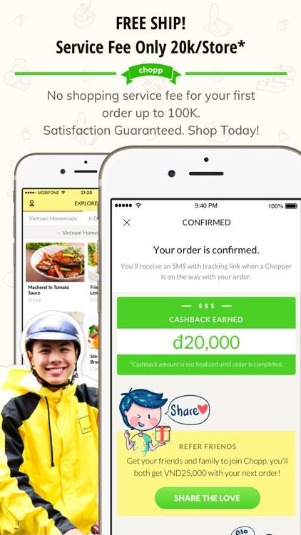 Chopp.vn - Siêu Thị Online screenshot-3