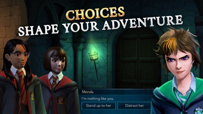 Screenshot for Harry Potter: Hogwarts Mystery in United States App Store