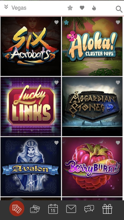 Royal Vegas Online Casino screenshot-5