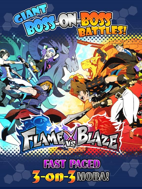 FLAME VERSUS BLAZE screenshot 5