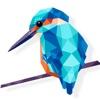 数字で 塗り絵:ポリ ジグソーパズル ゲーム - iPhoneアプリ
