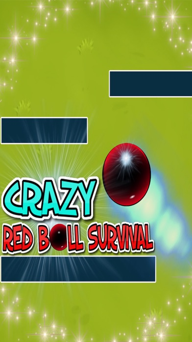 Crazy Red Ball Survival-0