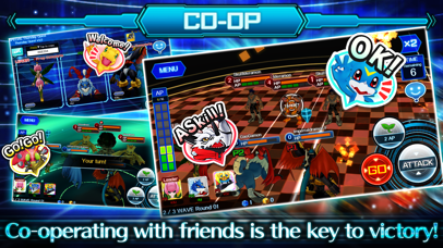 DigimonLinks screenshot 5
