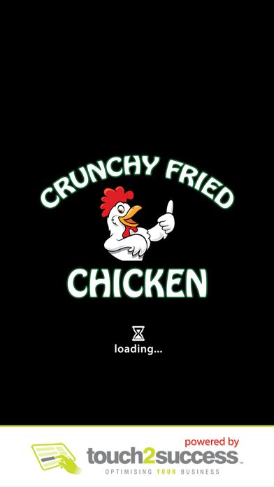 Crunchy Plus Chicken & Pizza screenshot one