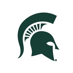 Michigan St. Spartans Animated+Stickers iMessage