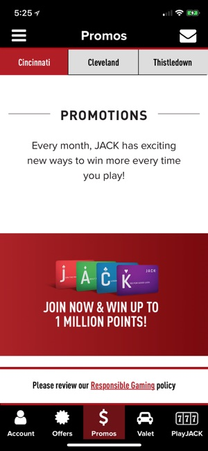 Jack casino promos offers on the app store jack casino promos offers on the app store altavistaventures Images