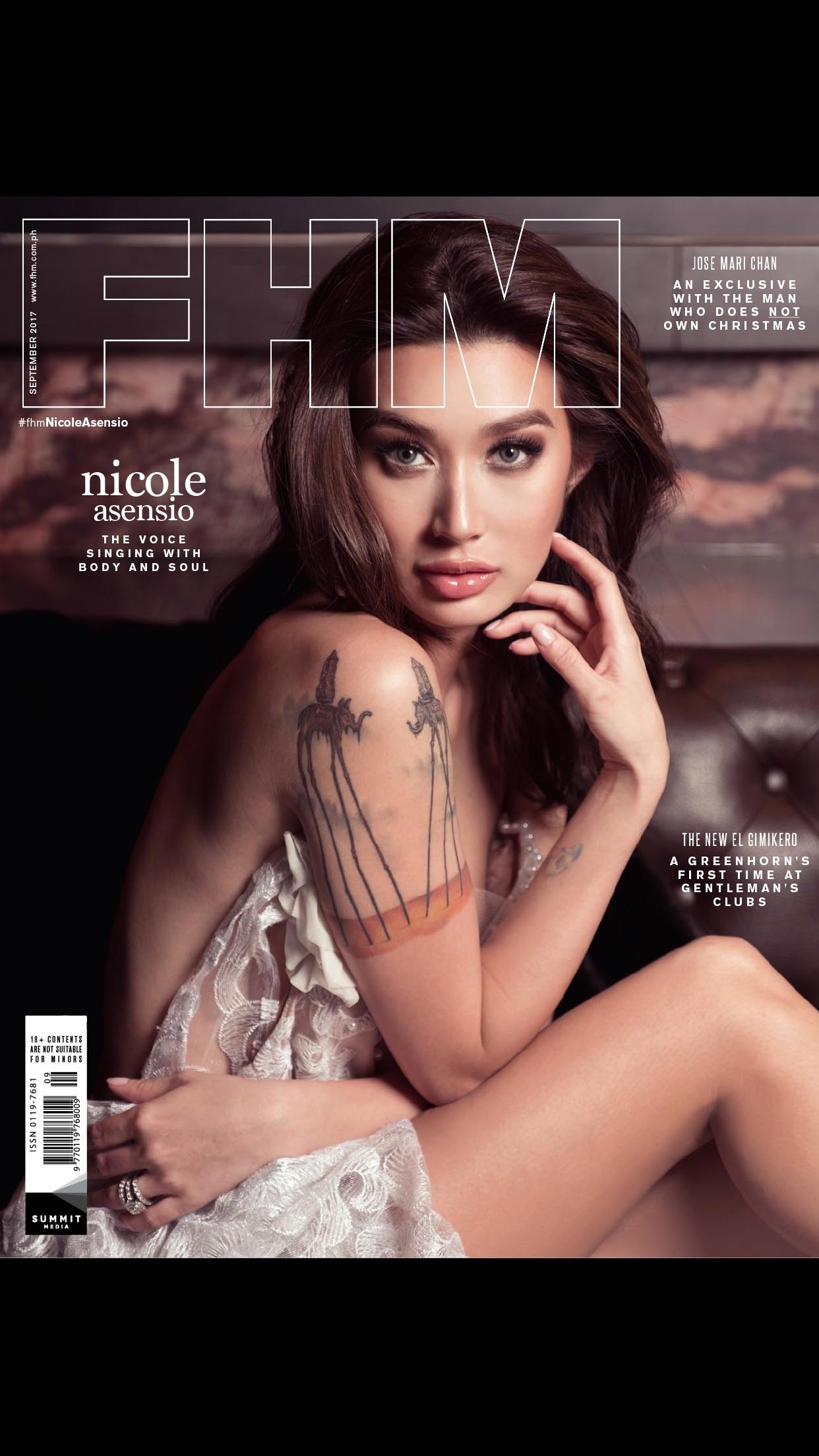 FHM Magazine Philippines Screenshot