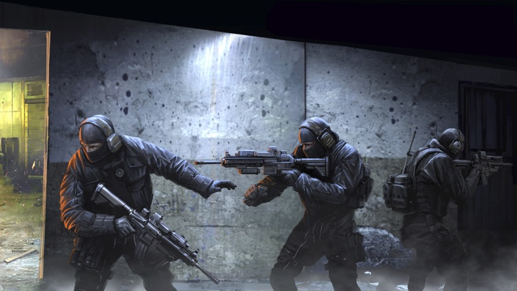 Modern Strike Online — FPS gun shooter
