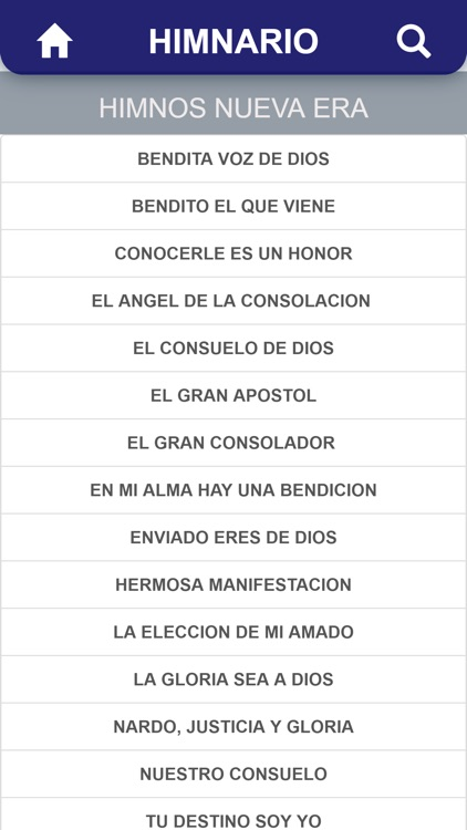 Himnario Lldm Inglés - Español screenshot-5
