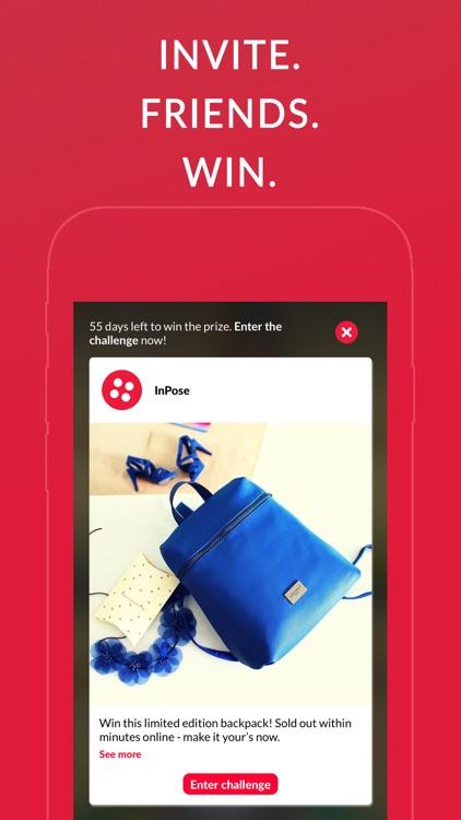InPose - Fashion Challenge App