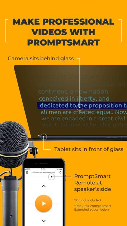 PromptSmart Pro - Teleprompter screenshot-7