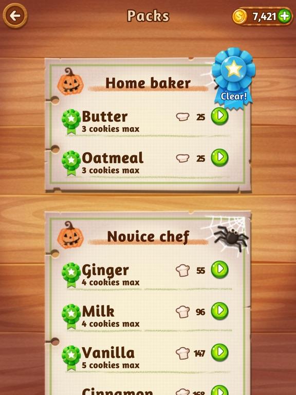 Word Cookies!™ для iPad