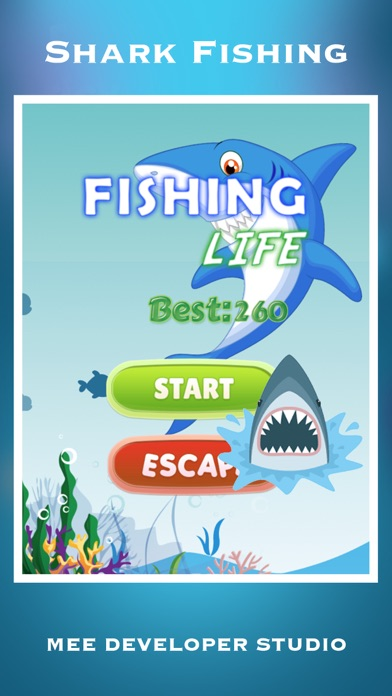 Fishing Shark - Animal Puzzle - App - Apps Store