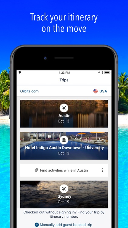 Orbitz Hotels & Flights screenshot-2