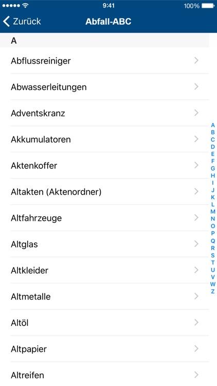 AbfallApp IK