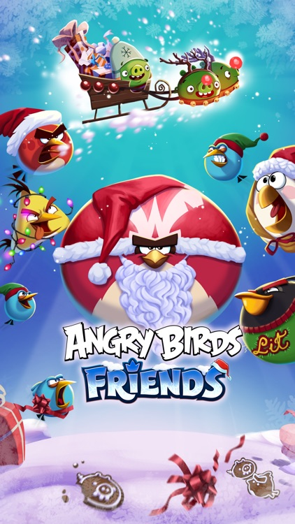 Angry Birds Friends screenshot-0