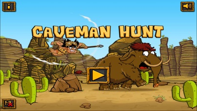 Caveman Hunt screenshot 1