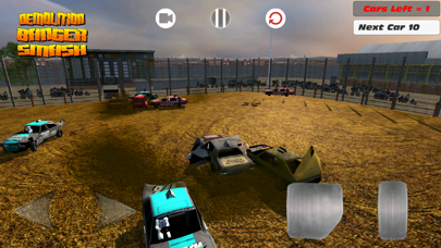 Demolition Banger Smash screenshot one