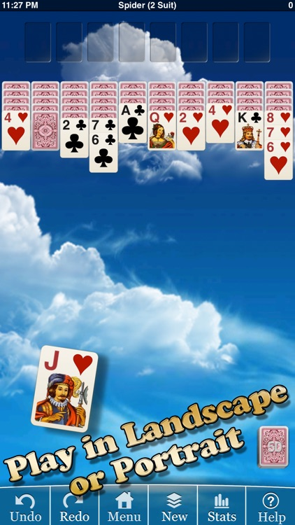 Eric's Spider Solitaire! screenshot-3