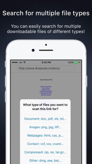 Blaze: Browser & File Manager app image