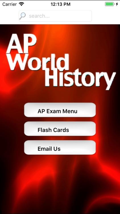 AP World History Buddy