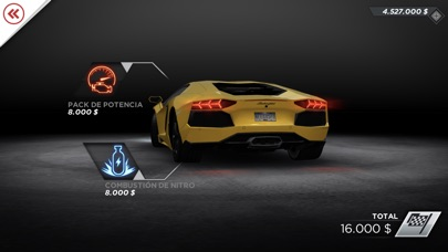 Screenshot for Need for Speed™ Most Wanted in Argentina App Store