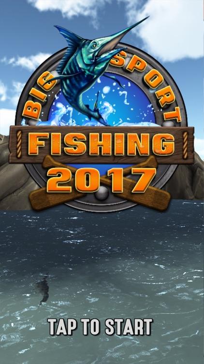 Big Sport Fishing 2017 screenshot-4