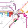 خطوطنا - Jordan Transport Map
