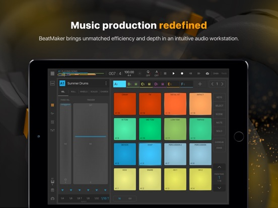 BeatMaker 3 Screenshots