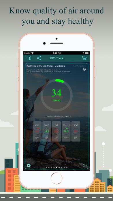 Screenshot of GPS Tools®4