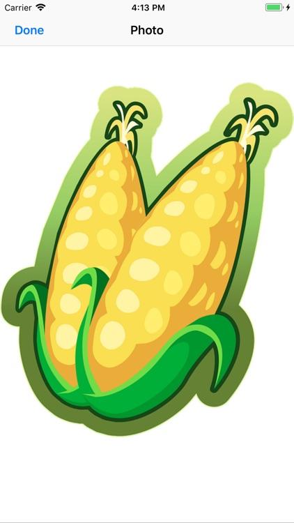 Corn Stickers screenshot-3