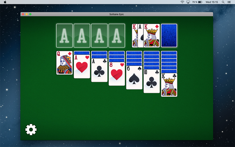 Solitaire Epic Screenshot - 1