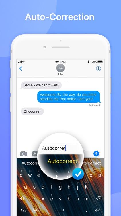 Facemoji Emoji Keyboard screenshot-5