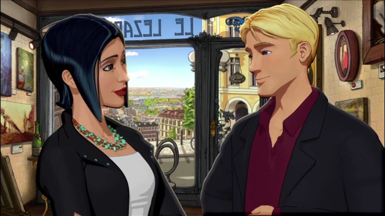Broken Sword 5 screenshot-2