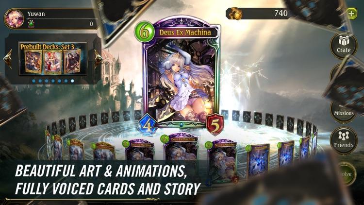 Shadowverse CCG screenshot-6