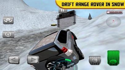 Snow Driver Skill 3D screenshot 2